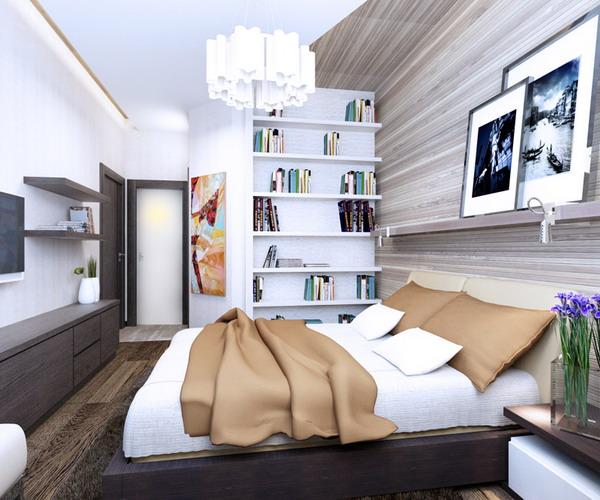 родительская спальня современный стиль1